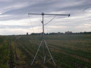 Edmonton Agricultural Fields - Barley Station