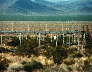 Nevada Desert Free Air Carbon Dioxide Enrichment Facility