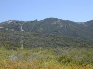 Santa Margarita Ecological Reserve Flux Tower
