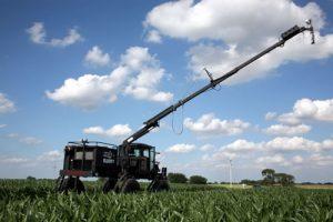 Hercules Remote Sensing Vehicle, Mead Irrigated Maize Site