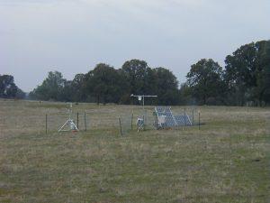 Vaira Ranch Field Site